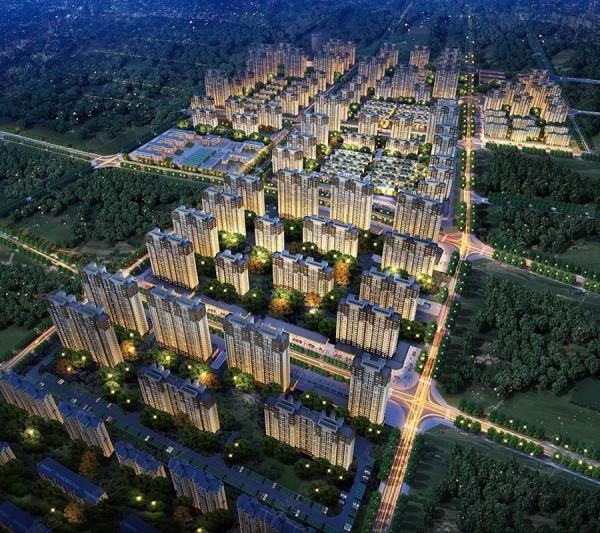 青岛中建锦绣城